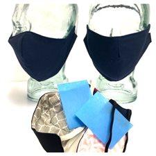 Reusable 100% cotton men mask